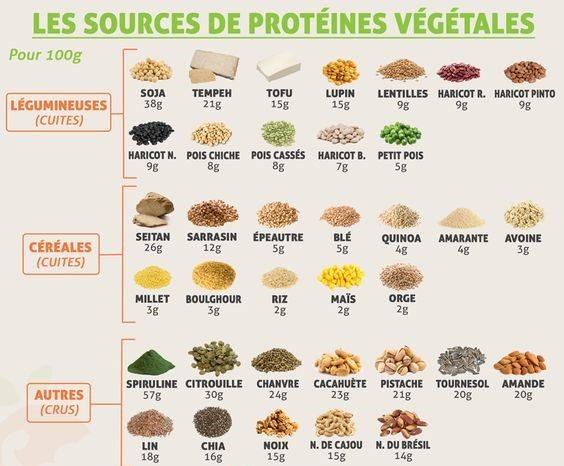 proteine-veegtal